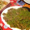 Lamb, Lemon and Pea Tagine