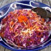 Winter Salad – Japanese Style