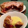 Danish Apple and Berry Cake