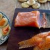 Gravalax – home cured salmon