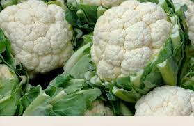 Cauliflower rice – try something different