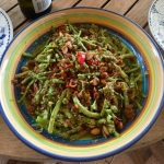 Urab – Balinese Bean Salad
