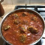 One Pan Meatballs