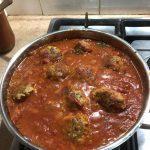 One Pan Meatballs