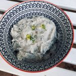 Purslane and Walnut Salad